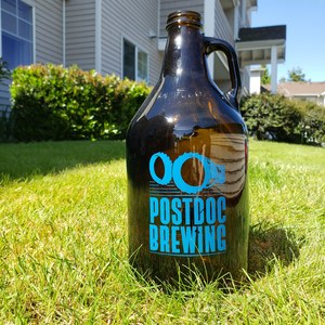Stokes' Law Pale Ale - Growler -  32oz includes glass growler